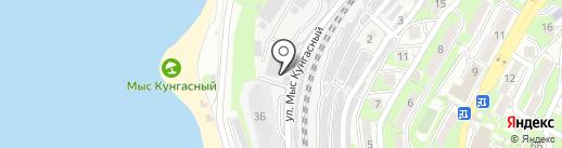 СОВА на карте Владивостока