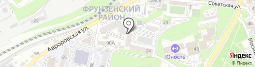 Skorozvonova nail studio на карте Владивостока