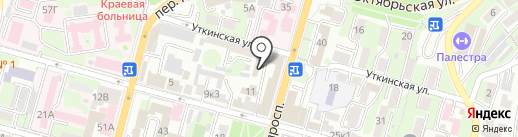 88 клавиш на карте Владивостока