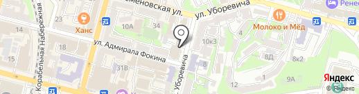 White Credit на карте Владивостока