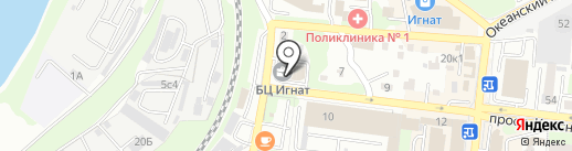 Mix dance на карте Владивостока