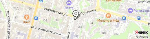 ИНВИТРО на карте Владивостока