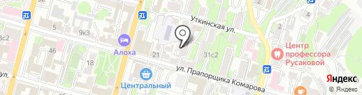 КейСмарт на карте Владивостока