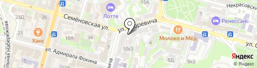 Marccain на карте Владивостока
