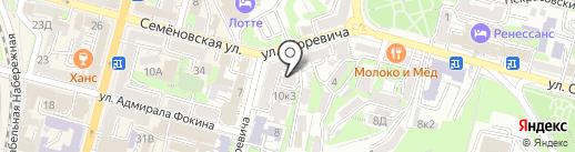 Доверие на карте Владивостока