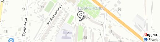 Автопарк на карте Уссурийска
