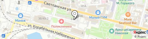 Ловец Снов на карте Владивостока