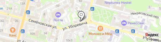 SaintsPub на карте Владивостока