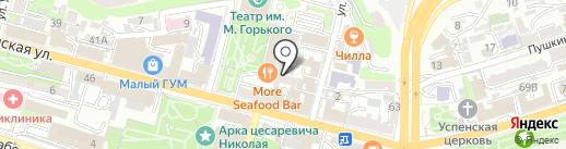 MYRUNNER на карте Владивостока