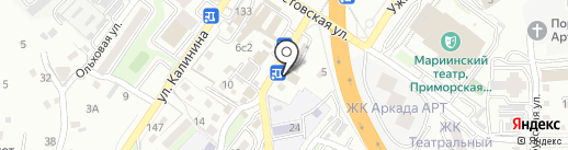 JpFishing на карте Владивостока