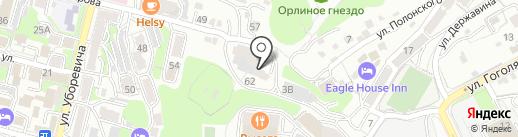 С.В.Т.С.-Альянс на карте Владивостока