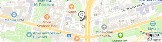 СистемДжи на карте Владивостока