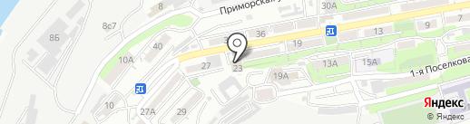 Центр инновационной медицины суставов на карте Владивостока