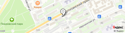 Добрый Пит на карте Владивостока