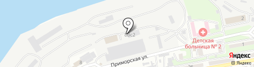 G-Enerdgy на карте Владивостока