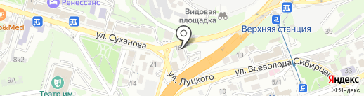 Insight Out на карте Владивостока