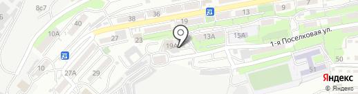 Volvo Penta на карте Владивостока