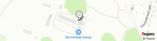 РЕГИОН-П на карте Уссурийска