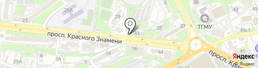 ТОРНАДО-С на карте Владивостока