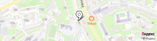 1C: БухОбслуживание на карте Владивостока