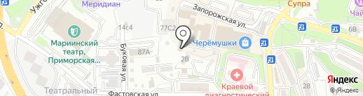 Eat clean на карте Владивостока