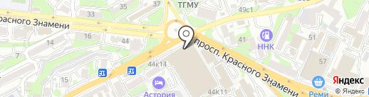 Mary`s Studio на карте Владивостока