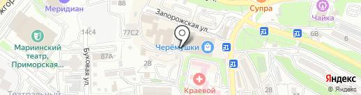 Ombre linalool на карте Владивостока