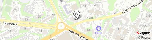 Melange Cafe на карте Владивостока