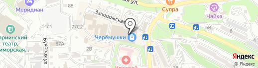 Изюминка на карте Владивостока