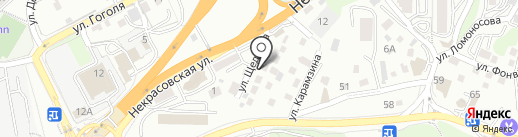 Sport Private на карте Владивостока