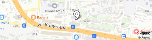 Строймастер на карте Владивостока