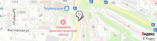 Wine Studio на карте Владивостока
