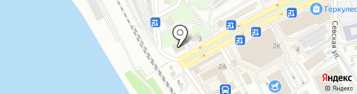 ZIC на карте Владивостока