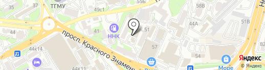 V & P one на карте Владивостока