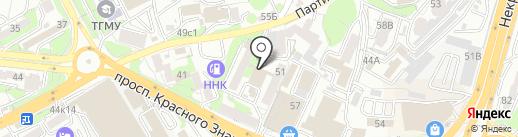 MOONA на карте Владивостока