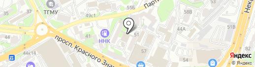 Доча Маркет на карте Владивостока