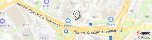 Шестое чувство на карте Владивостока