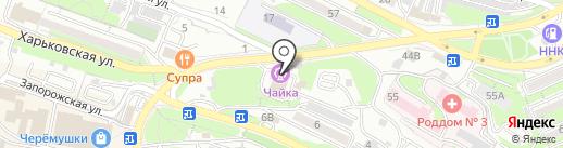 Центр развития робототехники на карте Владивостока