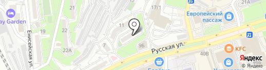 Медпрокат 25 на карте Владивостока