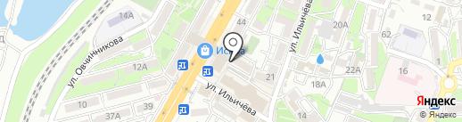 Fix Маркет на карте Владивостока