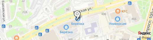 Аlenaberezka88 на карте Владивостока