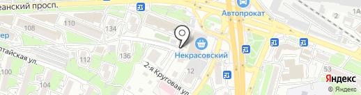 Рыбное место на карте Владивостока