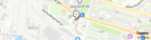 КипаРис на карте Владивостока
