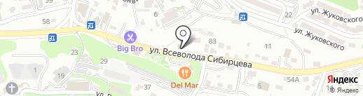PANORAMA на карте Владивостока