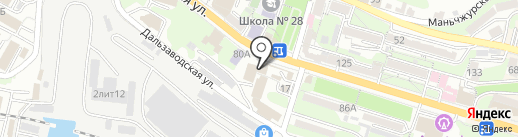 Grammy на карте Владивостока