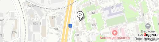 Корпорация Мастеров на карте Владивостока