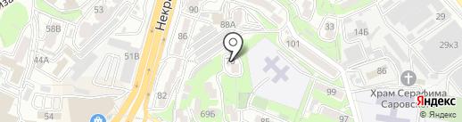 Арс-ДВ на карте Владивостока