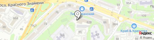 Lion Media Group на карте Владивостока
