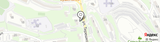 У Леонидовича на карте Владивостока