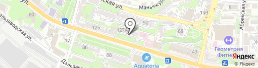 VRLAB-DV на карте Владивостока
